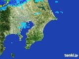 2017年07月01日の千葉県の雨雲レーダー