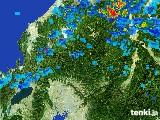 2017年07月01日の岐阜県の雨雲レーダー