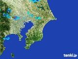 2017年07月05日の千葉県の雨雲レーダー