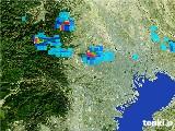 雨雲レーダー(2017年07月05日)