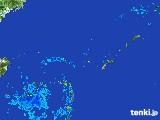雨雲レーダー(2017年07月06日)