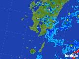 雨雲レーダー(2017年07月08日)