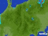 雨雲レーダー(2017年07月09日)