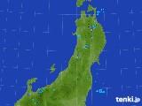 雨雲レーダー(2017年07月10日)
