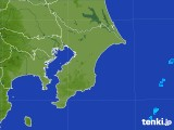 2017年07月11日の千葉県の雨雲レーダー