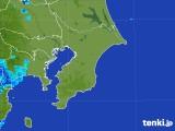2017年07月13日の千葉県の雨雲レーダー