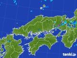 雨雲レーダー(2017年07月16日)