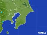 2017年07月19日の千葉県の雨雲レーダー