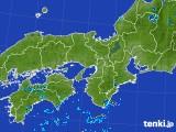 雨雲レーダー(2017年07月20日)