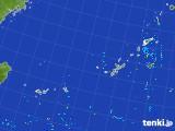 雨雲レーダー(2017年07月23日)
