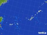 2017年07月30日の沖縄地方の雨雲レーダー