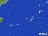 2017年08月01日の沖縄地方の雨雲レーダー