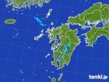雨雲レーダー(2017年08月01日)