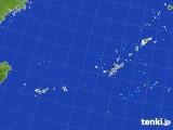 2017年08月02日の沖縄地方の雨雲レーダー