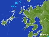 雨雲レーダー(2017年08月02日)