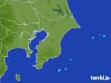 2017年08月03日の千葉県の雨雲レーダー