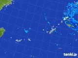 2017年08月04日の沖縄地方の雨雲レーダー