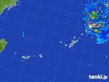 2017年08月05日の沖縄地方の雨雲レーダー