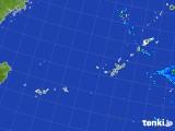 2017年08月07日の沖縄地方の雨雲レーダー