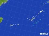 2017年08月09日の沖縄地方の雨雲レーダー