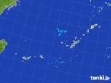 2017年08月10日の沖縄地方の雨雲レーダー