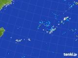 2017年08月12日の沖縄地方の雨雲レーダー