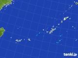 2017年08月14日の沖縄地方の雨雲レーダー