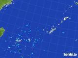 2017年08月17日の沖縄地方の雨雲レーダー