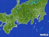 雨雲の動き(2017年08月17日)