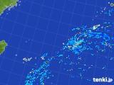 2017年08月20日の沖縄地方の雨雲レーダー