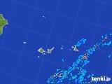 2017年08月20日の沖縄県(宮古・石垣・与那国)の雨雲レーダー