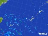 2017年08月22日の沖縄地方の雨雲レーダー