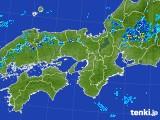 雨雲レーダー(2017年08月25日)