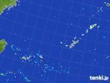 2017年08月26日の沖縄地方の雨雲レーダー