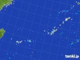 2017年08月27日の沖縄地方の雨雲レーダー