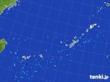 2017年08月29日の沖縄地方の雨雲レーダー