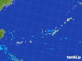 2017年08月31日の沖縄地方の雨雲レーダー