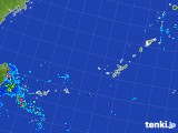 2017年09月01日の沖縄地方の雨雲レーダー
