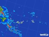 2017年09月01日の沖縄県(宮古・石垣・与那国)の雨雲レーダー