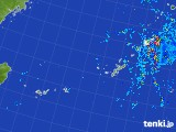2017年09月04日の沖縄地方の雨雲レーダー