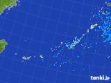 2017年09月05日の沖縄地方の雨雲レーダー