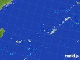 2017年09月06日の沖縄地方の雨雲レーダー