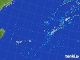 2017年09月07日の沖縄地方の雨雲レーダー