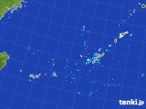 2017年09月10日の沖縄地方の雨雲レーダー