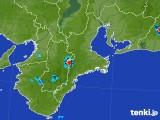 雨雲レーダー(2017年09月10日)
