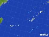 2017年09月11日の沖縄地方の雨雲レーダー