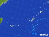 2017年09月12日の沖縄地方の雨雲レーダー