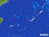 2017年09月15日の沖縄地方の雨雲レーダー