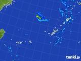 2017年09月16日の沖縄地方の雨雲レーダー