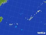 2017年09月19日の沖縄地方の雨雲レーダー